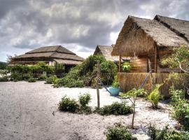 GreenBlue Beach Bungalow Resort, Koh Rong Sanloem