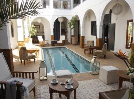 Riad Utopia Suites And Spa, Marrakesz