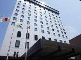 Toyama Daiichi Hotel, Тояма