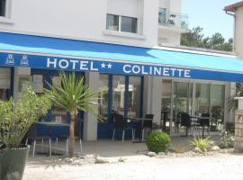 Hotel Colinette, Saint-Georges-de-Didonne