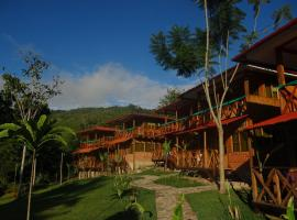 Las Jawas Lodge, Sauce