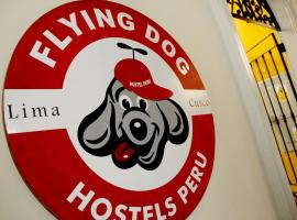 Flying Dog Hostels - Backpackers, Lima