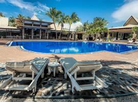 Cotton Bay Resort & Spa, Trèfles