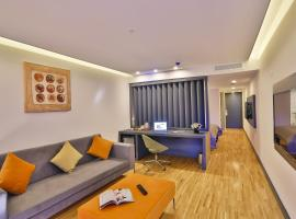 Business Life Boutique Hotel & Spa, Estambul