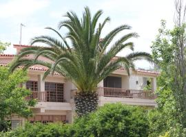 Villa Cullinan, Kokóni