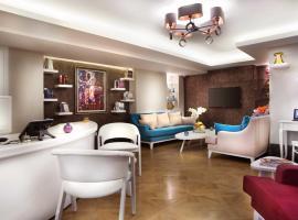 Astan Hotel Galata, Estambul