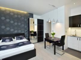 Urban Spirit Apartments, Budapeszt