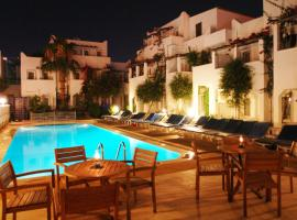 Seray Class Hotel & Apartments, Гумбет