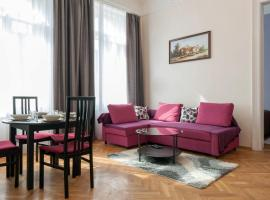 Antique Sunny apartment, Budapeste