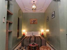 Riad Lalla Aicha Hotel & Spa, Marraquexe