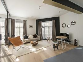 Smartflats Premium - Palace du Grand Sablon, 布鲁塞尔