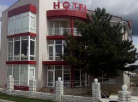 Hotel Milania, Făleşti
