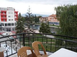Jovanoski Apartments, Struga