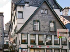 Burghotel, Monschau