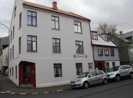 Baldursbrá Guesthouse Laufásvegur, Reykjavík