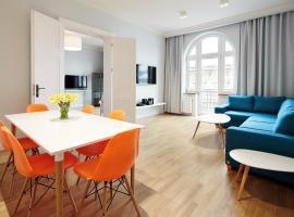 Crownhill Apartments, Krakau
