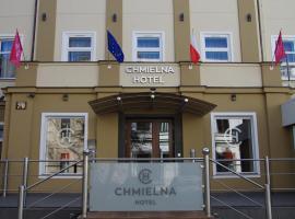 Hotel Chmielna Warsaw, Varsavia