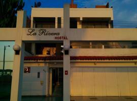Hostal La Rivera, Huanchaco