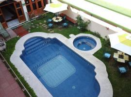 Hotel Fotherhouse, San Salvador