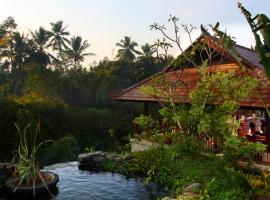 BeingSattvaa Vegetarian Retreat Villa Ubud, Ubud