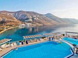 Aegialis Hotel & Spa, Aegiali