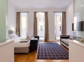 504 Corso Suites, Rzym