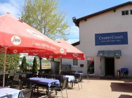 CenterCourt Hotel, Graz