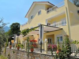 Nestor Apartments, Chrysi Ammoudia