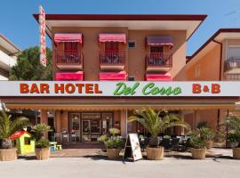 Hotel Del Corso, 比比翁