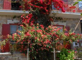 Apartment Dionysos, Míthimna