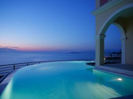 Pictures Suites, Agios Stefanos
