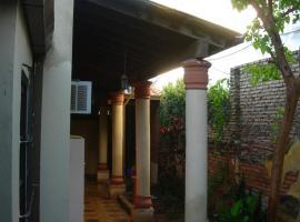 Panambi, Asuncion