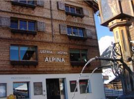 Familienhotel Alpina, Brigels
