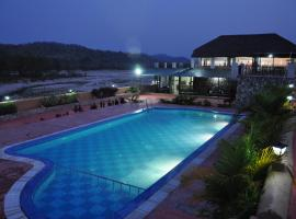 Corbett Jungle Treasure Resort, Garjia