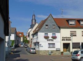 Hotel Alte Brücke