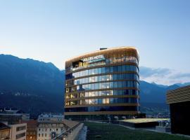 aDLERS Hotel Innsbruck, Innsbruck