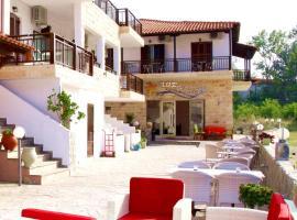Avra Hotel, Ormos Panagias