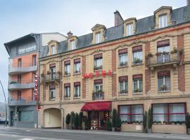 Hotel Le Pelican, Charleville-Mézières