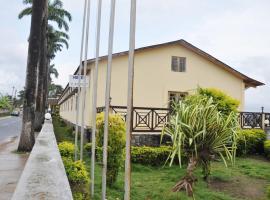 Hotel O Bigodes, São Tomé