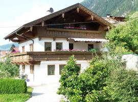Appartement Summerer Peter, Mayrhofen