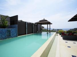 Luxury Seaview Penthouse Kamala Beach, Kamala Beach