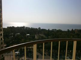 Apartment with Fantastic Sea View, Odessa