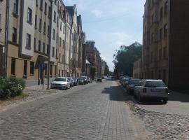 Apartment in Quiet Center - 10min Arena Riga, Riga