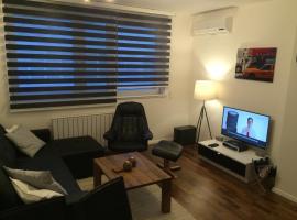 GS Apartment, Sarajevo