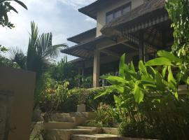 Villa Penyon, Lembongan