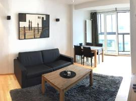Caze Reykjavik Central Luxury Apartments, Рейкьявик