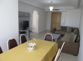 Appartement Splendide Hammamet, Al-Hammamat