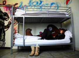 Bob's Youth Hostel, Amesterdão
