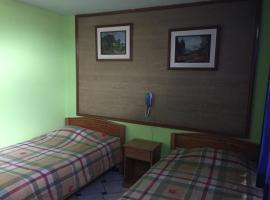 Hostal Sil, Cajamarca
