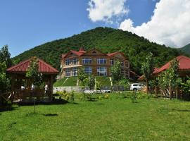 Kungut Hotel & Resort, Sheki